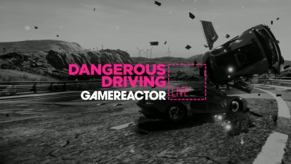 GR Liven uusinta: Dangerous Driving