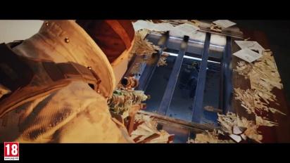 Tom Clancy's Rainbow Six Siege - Clutch Royale -traileri