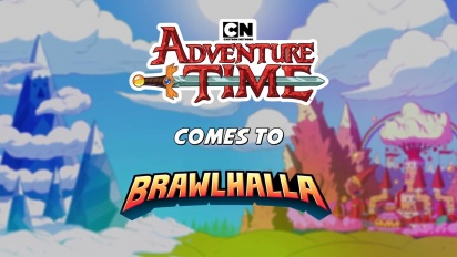 Brawlhalla- E3 2019 Adventure Time -traileri