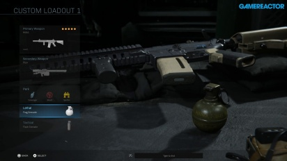 Call of Duty: Modern Warfare - Gunsmith-pelikuvaa