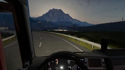 Truck Driver - julkaisutraileri