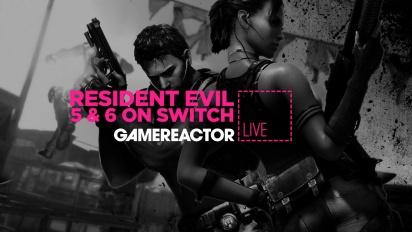 GR Liven uusinta: Resident Evil 5 & 6