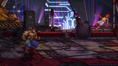 Streets of Rage 4 - Official Release Date Traileri