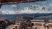 Assassin's Creed: Rogue - Arctic naval gameplay walkthrough