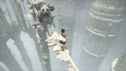 The Last Guardian - E3 2015 Trailer