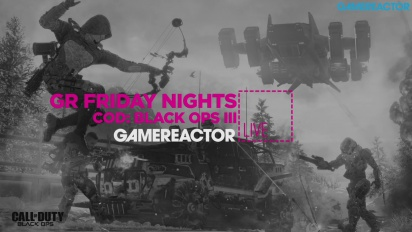 GR Live -uusinta: Call of Duty: Black Ops III - 18.12.2015