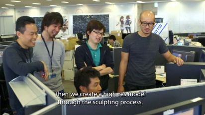 Final Fantasy XIV - Dev Diary: Chapter Three - Visual Design