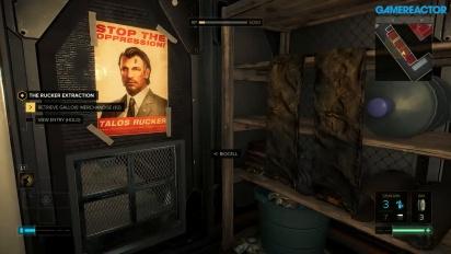 Deus Ex: Mankind Divided -videoennakko #3 - Taistelu ja hiiviskely