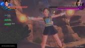 Dragon Ball Xenoverse 2 Beta - taistelussa Great Ape Vegetan kanssa