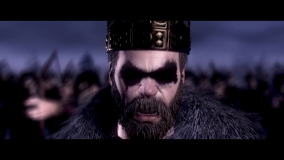 Total War Saga: Thrones of Britannia - Northymbre-traileri