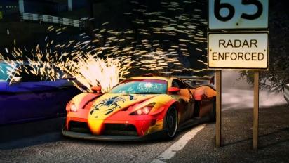 Burnout Paradise Remastered - The Race Is On - virallinen traileri