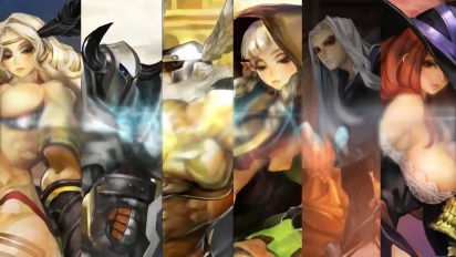 Dragon's Crown Pro - Four Player Co-Op Mayhem -traileri