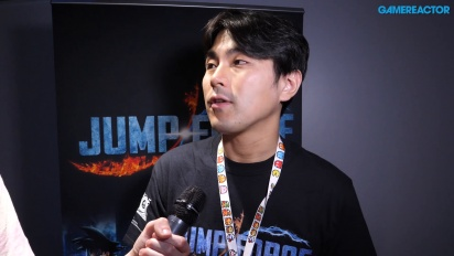 Jump Force - Koji Nakajima haastattelussa