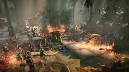 Warhammer 40,000: Inquisitor - Martyr - konsolitraileri