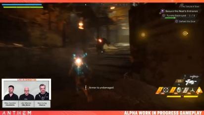Anthem - Strongholds/Interceptor Javelin Gameplay