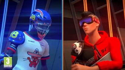 Roller Champions - E3 2019 virallinen pelikuvatraileri