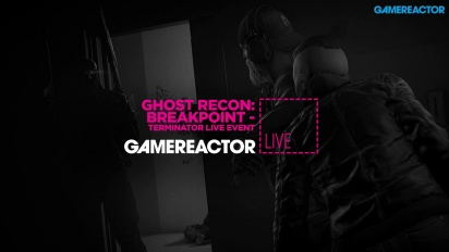 GR Liven uusinta: Ghost Recon: Breakpoint - Terminator Live Event