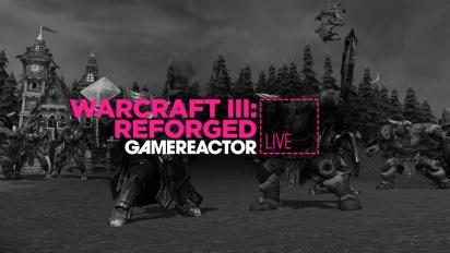 GR Liven uusinta: Warcraft III: Reforged