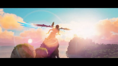 Immortals Fenyx Rising - tarinatraileri