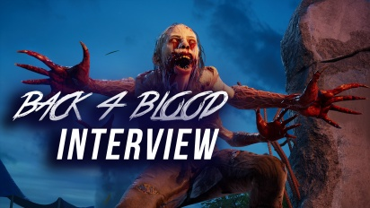Back 4 Blood - Chris Ashton ja Phil Robb - haastattelu