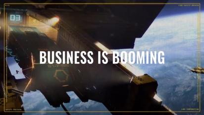 Hardspace: Shipbreaker - 'Business is Booming' -päivitystraileri