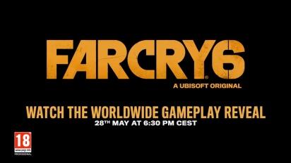 Far Cry 6 - suoratoistopätkä