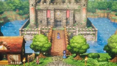 Dragon Quest III HD-2D Remake - paljastustraileri