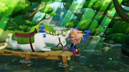 Miitopia - Nintendo Switch -julkaisutraileri