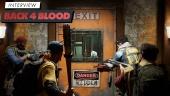 Back 4 Blood - Lianne Papp haastattelussa