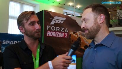 Forza - Dan Greenawaltin haastattelu