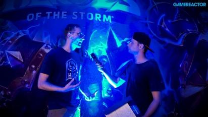 Heroes of the Storm - haastattelussa Sam Braithwaite
