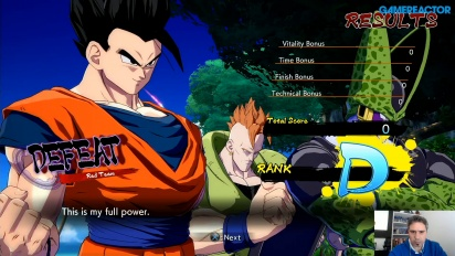 GR Liven uusinta: Dragon Ball FighterZ