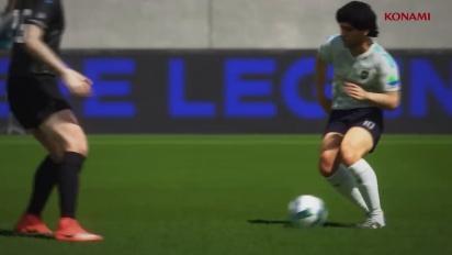 Pro Evolution Soccer 2018 - Diego Maradona -traileri PES 2018
