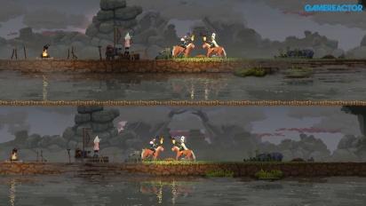 Kingdom: Two Crowns - Gameplay Demo & haastattelu