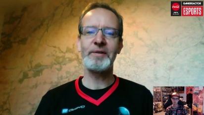 Axiom Soccer - Chris Stamp haastattelussa