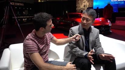 Gran Turismo Sport - GT Championships 2018 European Final Kazunori Yamauchi haastattelussa