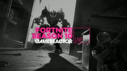 GR Liven uusinta: Fortnite: Season 10