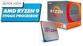 Nopea katsaus - AMD Ryzen 9 3900X