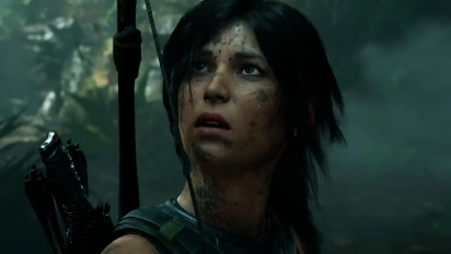 Tomb Raider: Definitive Survivor Trilogy -julkaisutraileri