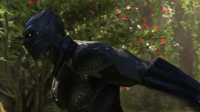 Marvel's Avengers - Black Panther -paljastustraileri