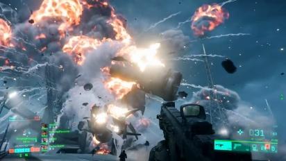 Battlefield 2042 - Open Beta -traileri
