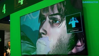 E3 2014: D4: Dark Dreams Don't Die - Gameplay