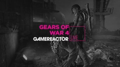 Gears of War 4 - GR Liven uusinta