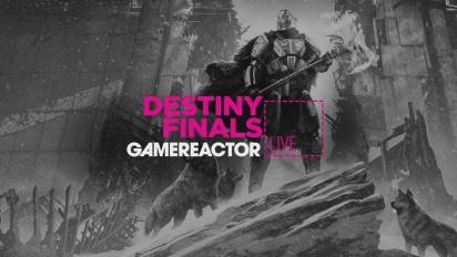 Destiny Finals - GR Liven uusinta