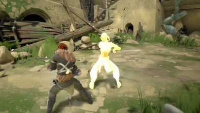 Absolver - Weapons and Powers -video