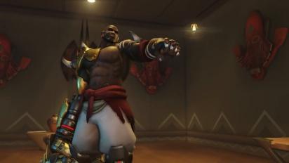 Overwatch - Uuden sankarin ennakko: Doomfist