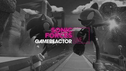 GR Liven uusinta: Sonic Forces