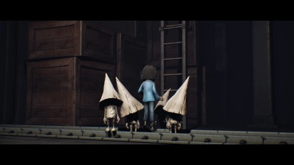 Little Nightmares - The Hideaway -traileri