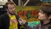 Roarr! The Adventures of Rampage Rex - Łukasz Józefowicz haastattelussa
