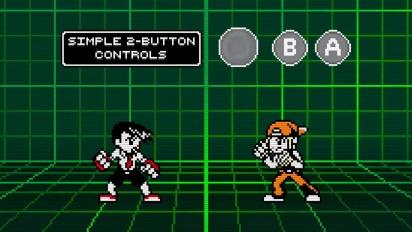 Pocket Rumble - Nintendo Switch -julkaisutraileri